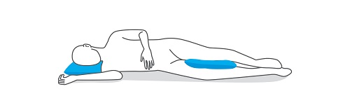 Correct Side Sleeping Position