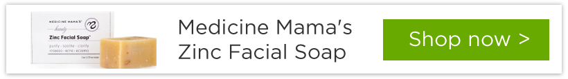 Medicine Mama's Zinc Facial Soap