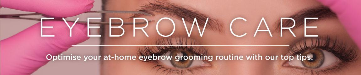 Eyebrow Care Guide