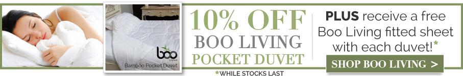Boo living offer