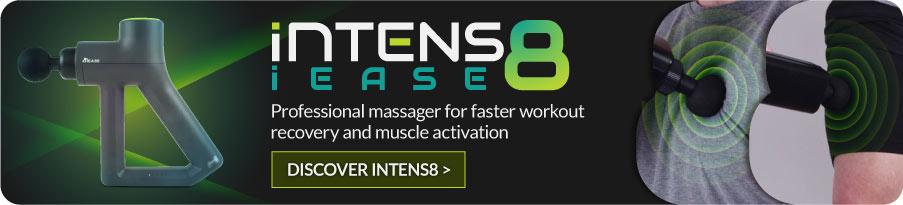 Intens8 Deep Tissue Percussion Massager