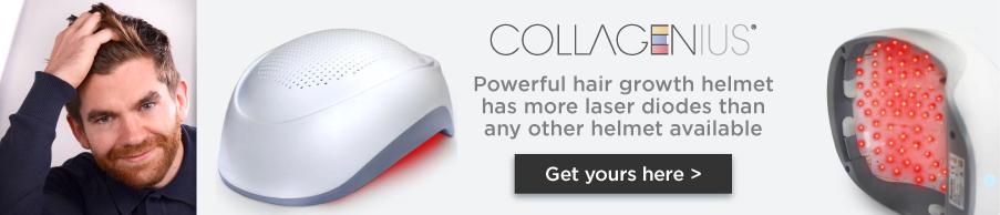 Collagenius Laser Growth Helmet