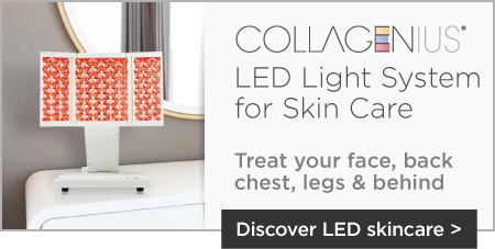 Collagenius LED Light Therapy Lamp