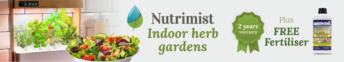 Nutrimist Indoor Herb Gardens