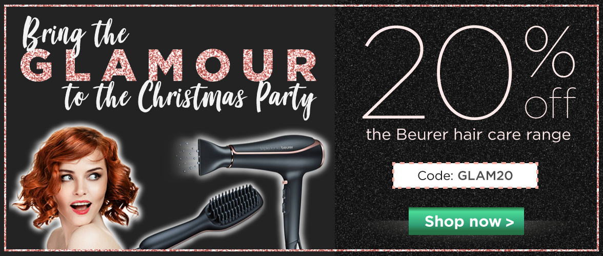 20% Off Beurer Hair Styling