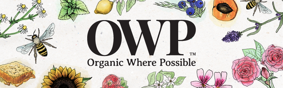 Organic Where Possible OWP