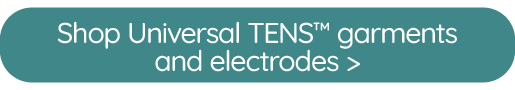 Universal TENS Electrodes and Garments