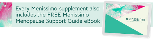 FREE Menopause Guide With Menissimo Purchases