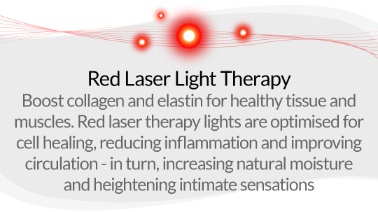 Vivify Red Laser Light Therapy