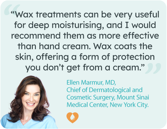 Dr Ellen Marmur WaxBath Wax Therapy