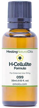 Healing Natural Oils cellulite