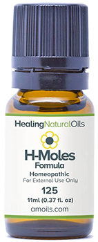 Healing Natural Oils Moles