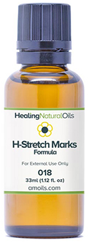 Healing Natural Oils stretch marks