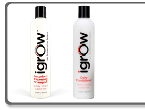 iGrow Free Shampoo and Conditioner OfferiGrow Free Shampoo and Conditioner Offer