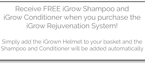 iGrow Free Shampoo and Conditioner Offer
