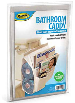 Ideaworks bathroom caddy