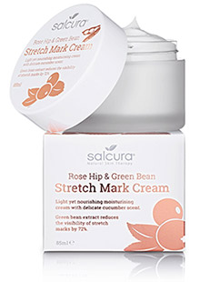 salcura stretch mark cream