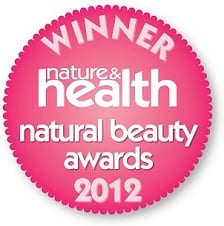 The Jojoba Company Absolute Serum Natural Health Awards 2013 Winner