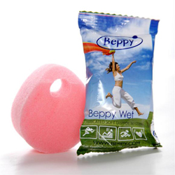 Get your free tampons sample and leave us a review about Beppy