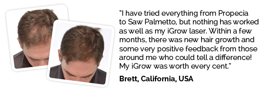 iGrow Testimonial at StressNoMore