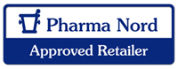 StressNoMore is proud to be an official retailer of Pharma Nord products
