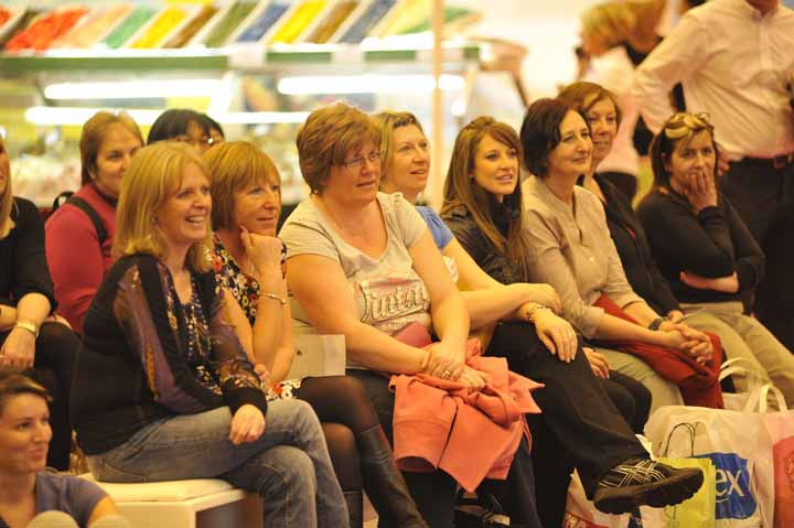 Vitality Show A Great Girls Day Out