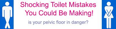toilet mistakes