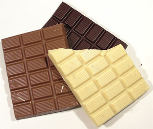 PMS chocolate cravings
