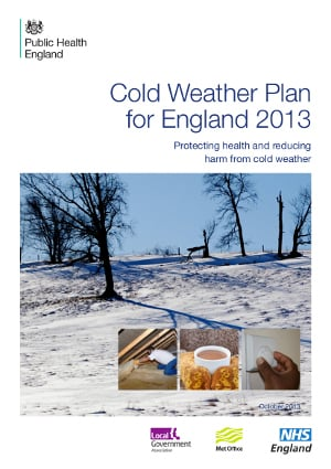 Cold Weather Plan 2013
