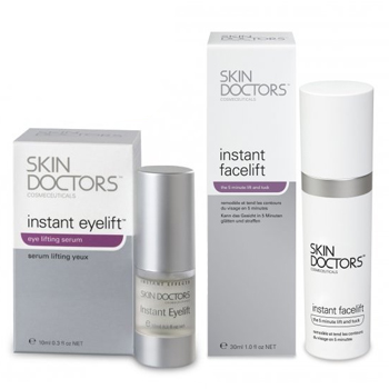 Skin Doctors Instant Results Eyelift And Facelift
