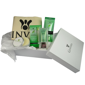 Ginvera Bright Eyes Perfect Complexion Gift Set