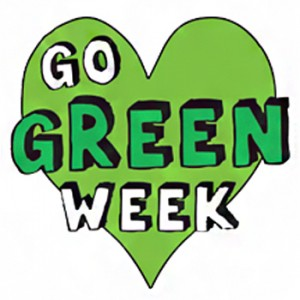 Go Green Week - StressNoMore's Environmental Policy