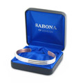 Silver plated Sabona Copper Bracelets are perfect mother's day gifts