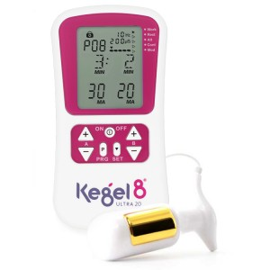 Strengthen and relieve pain with the Kegel8 Ultra 20