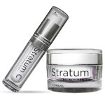 Worried about those wrinkles? Have no fear, Stratum C is here and they are giving you an ideal gift this week
