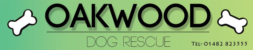oakwood dog rescue