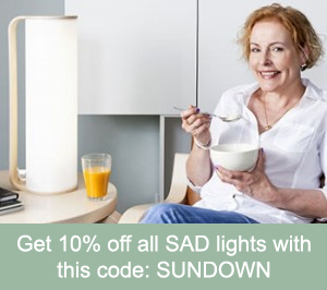 Bright Light Therapy Involves The Use Of Special Lights (SAD Lamps) To  Simulate The Effect Of Strong Daylight. Itu0027s Most Commonly Used To Treat  Seasonal ...