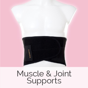 Muscle and Joint Supports