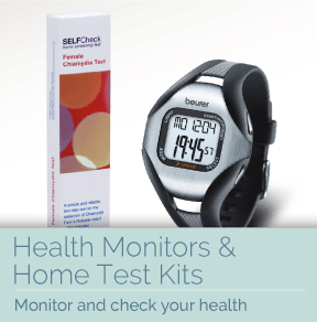 Health Monitors & Test Kits
