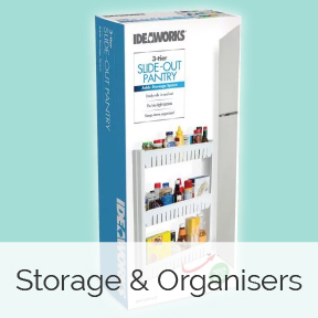 Storage and Organisers