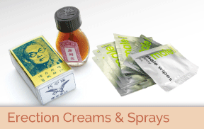 Erection Creams & Sprays