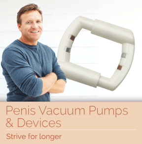 Penis Vacuum Pumps & Devices