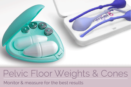 Pelvic Floor Weights & Cones