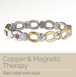Copper & Magnetic Therapy