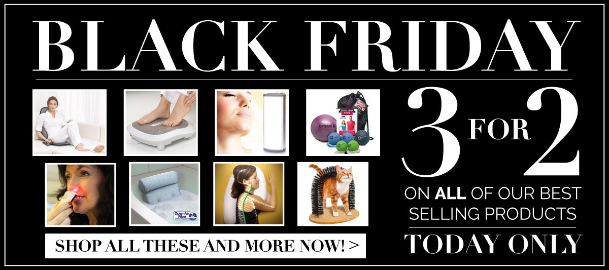 3 FOR 2 on our Best Sellers!