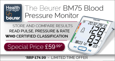 Beurer BM75 Special Offer at StressNoMore