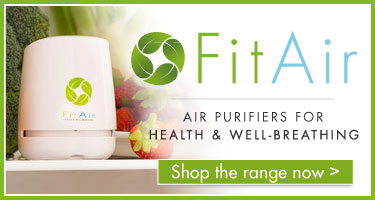 FitAir at StressNoMore