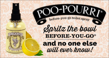 Poo-Pourrie at StressNoMore