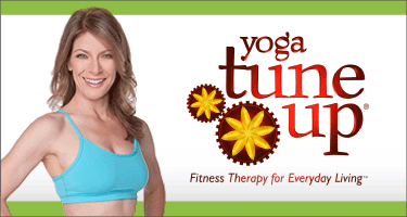 Yoga Tune Up at StressNoMore
