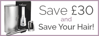 Save Your Hair - Save £30